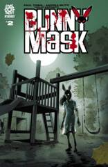 Bunny Mask #2 Cover A