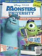 Disney Pixar Monsters University (Summer 2013 Official Movie Magazine)