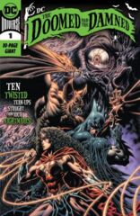 DC: The Doomed And The Damned #1 Cover A