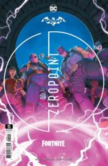 Batman / Fortnite: Zero Point #5 (of 6) Cover A