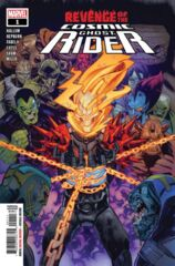 Comic Collection: Revenge of the Cosmic Ghost Rider #1 - #5