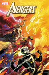 Avengers Vol 8 #43 Cover A