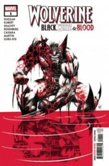 Wolverine: Black, White & Blood #1 (of 4) Cover A