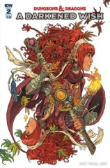 Dungeons & Dragons: A Darkened Wish #2 (of 5) Cover A