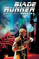Blade Runner: Origins #5 Cover A