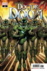 Doctor Doom #8 Cover A