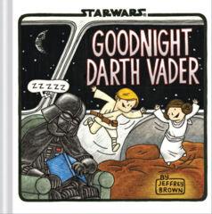 Goodnight Darth Vader HC
