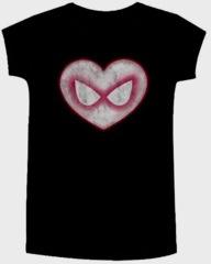 I Heart Spider-Gwen T-Shirt - S
