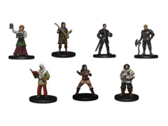 D&D Icons of the Realm: The Yawning Portal Inn - Friendly Faces Pack