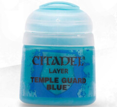 Temple Guard Blue