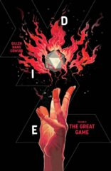 Die Vol 03 - Great Game TP
