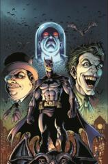 Comic Collection: Legends of the Dark Knight Vol 2 #1 - #4