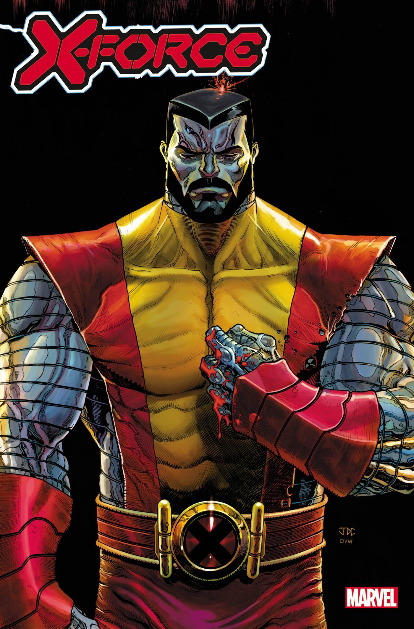 X-Force Vol 6 #24 Cover A