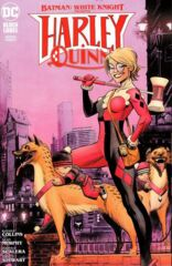 Batman White Knight Presents: Harley Quinn #3 (of 6) Cover A