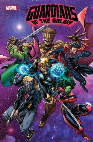 Guardians of the Galaxy Vol 6 #13 Cover A
