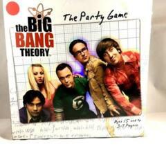 Big Bang Theory The Party Game