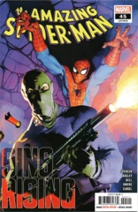Amazing Spider-Man Vol 5 #45 Cover A