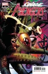 Savage Avengers #23 Cover A