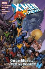 X-Men Forever Vol 5 - Once More... Into the Breach TP