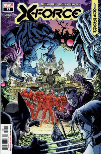 X-Force Vol 6 #12 Cover A