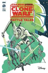 Star Wars Adventures: The Clone Wars - Battle Tales #5 (of 5) Cover A