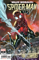 Miles Morales: Spider-Man #17 Cover A