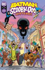 The Batman & Scooby-Doo Mysteries #4 (of 12) Cover A