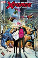 X-Force Vol 6 #17 Cover A