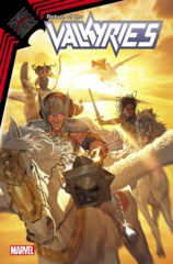 King in Black: Return of Valkyries #1 (of 4) Cover A