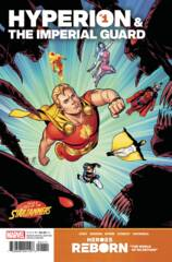 Heroes Reborn: Hyperion and Imperial Guard #1 Cover A