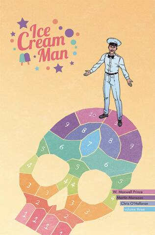 Ice Cream Man Vol 03 - Hopscotch Melange TP