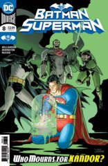 Batman / Superman Vol 2 #8 Cover A