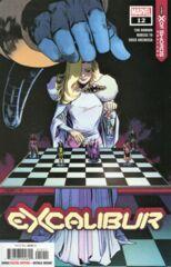 Excalibur Vol 4 #12 Cover A