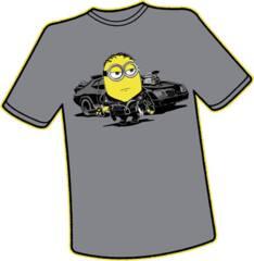 Min Max T-Shirt - M
