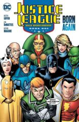 Justice League International Vol 1 TP