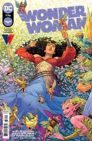 Wonder Woman Vol 5 #776 Cover A