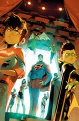Challenge of the Super Sons #6 (of 7) Cover A