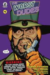 Worst Dudes #3 (of 5) Cover A