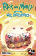 Rick and Morty Presents: Mr Meeseeks #1 Cover A