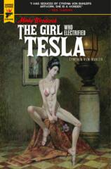 Minky Woodcock: The Girl Who Electrified Tesla #1 Cover A