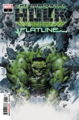 Immortal Hulk: Flatline #1 Cover A