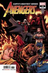 Avengers Vol 8 #32 Cover A