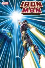 Iron Man Vol 6 #6 Cover A