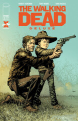 Walking Dead Deluxe #5 Cover A