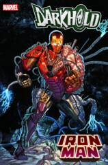 Darkhold: Iron Man #1 Cover A
