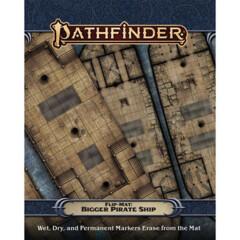 Pathfinder Flip-Mat: Bigger Pirate Ship