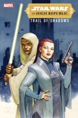 Star Wars: The High Republic - Trail of Shadows #1 (of 5) Cover A