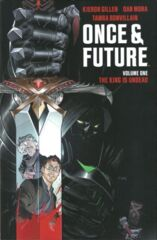 Once & Future Vol 01 - The King is Undead TP