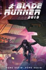 Blade Runner: 2019 Vol 03 - Home Again Home Again TP