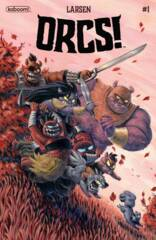 Comic Collection: Orcs #1 - #6
